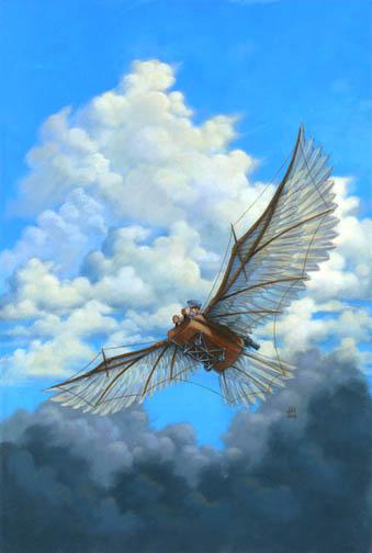 Jill Bauman —Art of the Mysterious & Fantastic